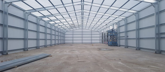 Steel Frame Buildings Bedfordshire