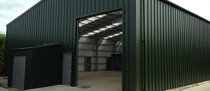 Steel Building Maintenance