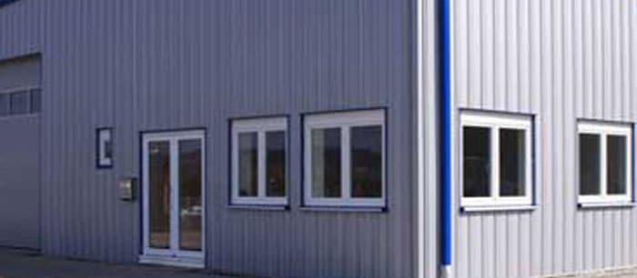 Steel Portal Frame Buildings