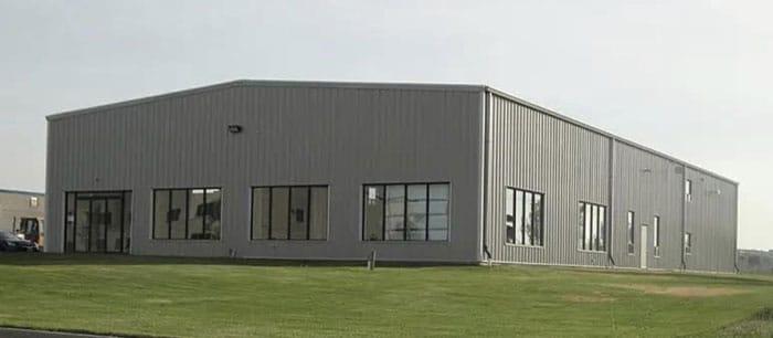 Commercial Steel Buildings Bedfordshire