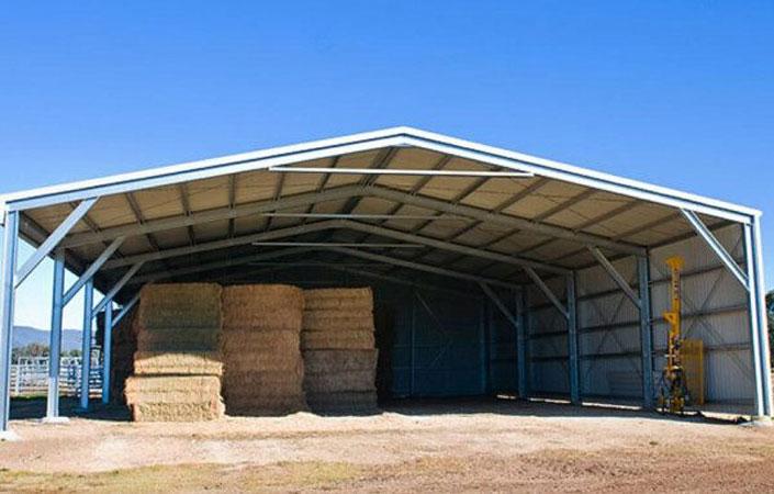 steel farm buildings