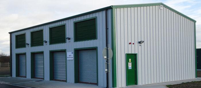Steel Building Maintenance Devon